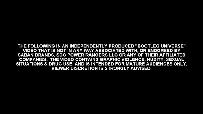 The dislaimer on Power/Rangers