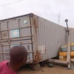 Tragedy!!! Seven People Crushed To Death In Ramadan By Container