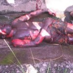 Notorious Robber Burnt To Death After Being Caught In Owerri (See Photos)