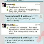 How a Lagos Babe Rejected N630,000 iPhone 7 Her Man Sent to Her ( See Convo)