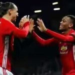 VIDEO: Manchester United Vs West Ham 4-1 EFL 2016 All Goal & Highlights