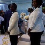 Lady Serves As Best Man To Her Male Friend At His Wedding (photos)
