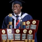 Medicine Student Gets 11 Awards To Emerge As OAU Best Graduating Student