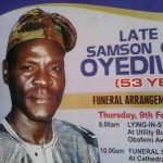 Lab Assistant Dies In OAU After Chemical Poured On Him [Photos]