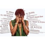 """Ycee Releases Tracklist For His E.P """"The First Wave"""""""