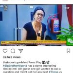 Check Out The Hilarious Comment On Big Brother Naija Post Made By An American Blog