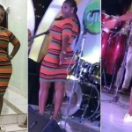 Nollywood Actress, Mercy Johnson Twerks On Stage [Video]