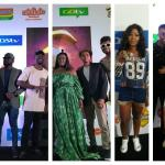 Check out outfits Ex #BBNaija housemates wore to Big Brother Naija Finale #BBFinale