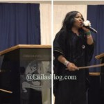 OFM Pastor Pictured Preaching With A Cane In New York; You Won't Believe Why