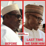 LATEST: Three Foreign Doctors Reportedly Arrive Aso Rock To Treat President Buhari In NIA 'Safe House'