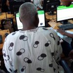 70 Year Old Man Sat For 2017 Jamb @MIS Adeyemi College Of Education, Ondo (See Photos)