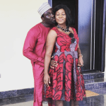 'My All In All' -Mercy Johnson's Husband, Prince Okojie Gushes About Wife