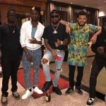 Wow! Davido Purchased Jewelry Worth 1 Million Dollars For His Crew