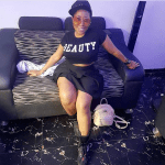 E! NEWS: Moyo Lawal denies being suicidal