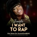 MUSIC: Funke Akindele (Jenifa) – I Want To Rap
