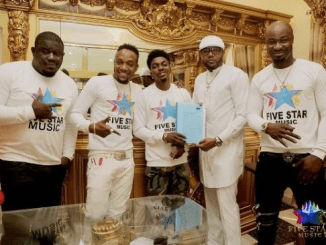 Skiibii End Contract With Five Star Music