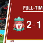 VIDEO: Liverpool vs Leicester 2-1 – Highlights & Goals