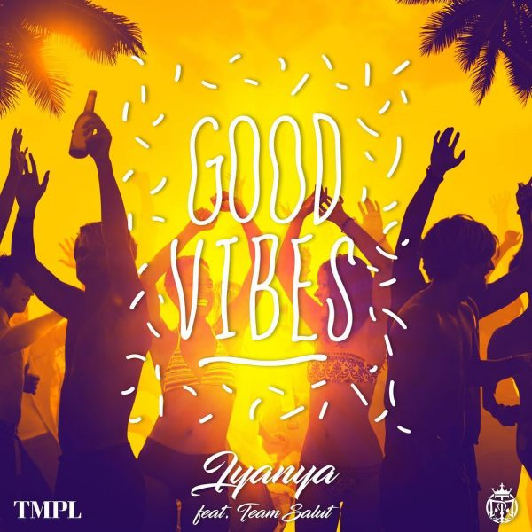 INSTRUMENTAL: Iyanya – Good Vibes