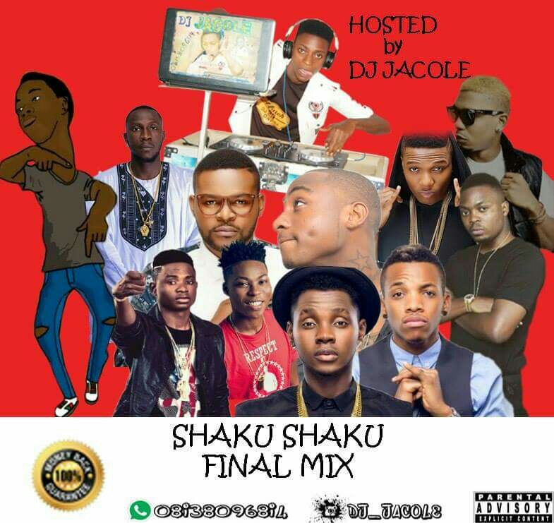MIXTAPE: DJ Jacole - Shaku Shaku Final Mix