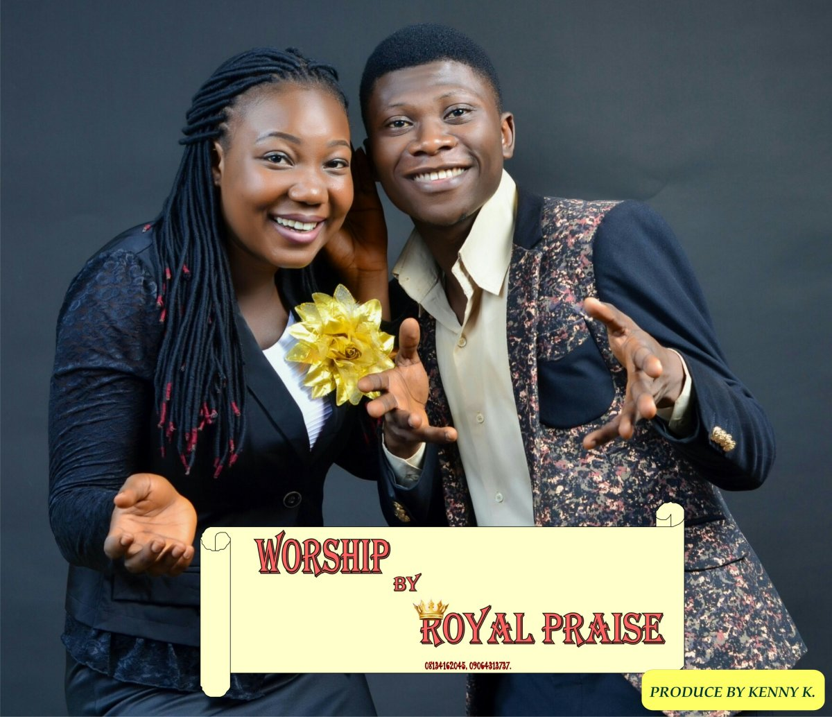 GOSPEL MUSIC: Royal Praise - Move In Me (Prod. By Kenny K)