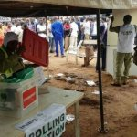 #EkitiGovernorshipElection2018 – Large turnout of voters in Ekiti