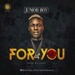 MUSIC: Junior Boy – For You