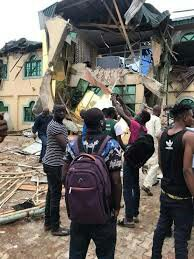 In Ibadan: Gov. Ajimobi Demolishes Yinka Ayefele's N800m Music House (See Photos)