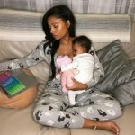 Singer And Tekno's Baby-mama, Lola Rae Glows In New Photos