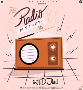 Int'DJkell - The Radio Mix Party Vol.1