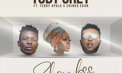Toby Grey - Show Glass (Remix) ft. Terry Apala & Chinko Ekun