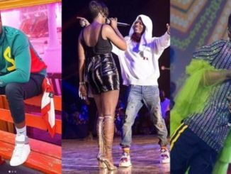 "Tiwa Savage Reacts To Her ""Seductive Video"" With Wizkid"
