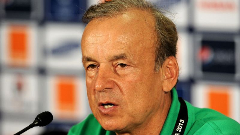 Cameroon 2019: Rohr reveals when he'll release Nigeria's AFCON squad