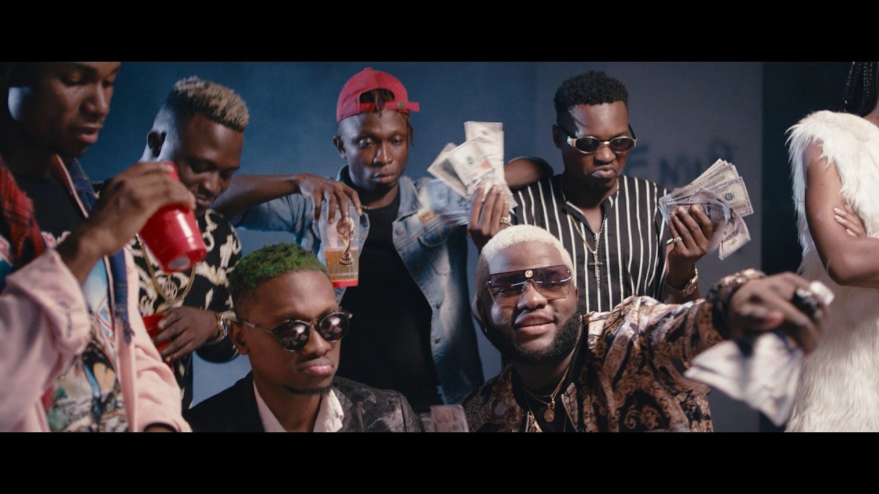 Skales X Davido – Currency (Video)