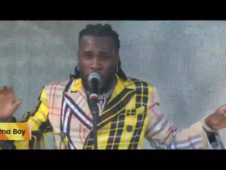 The Internet Makes Me Feel Hopelessness For My People – Burna Boy
