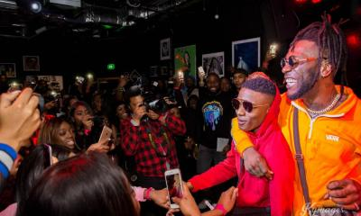 Wizkid & Burna Boy Have a Forthcoming Track