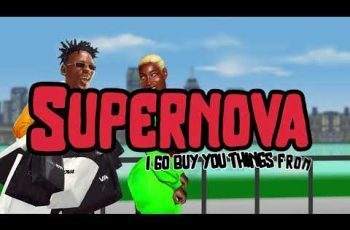 VIDEO: Mr Eazi – Supernova (Visualizer)