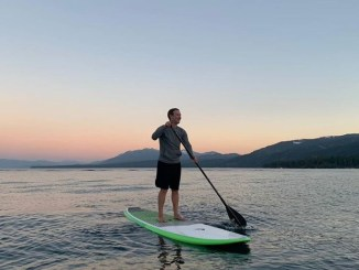Checkout Viral Photo Of Mark Zuckerberg Paddling Canoe