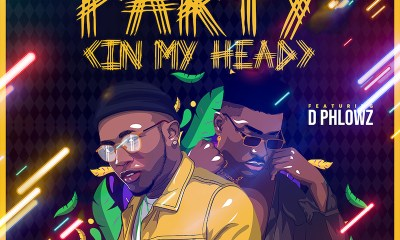 Dj Kentalky ft. D Phlowz - Party (In My Head)