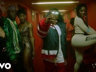 DJ Spinall - Dis Love ft. Wizkid, Tiwa Savage (official video)