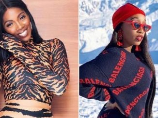 Fuck You & Tiwa Savage, Victoria Kimani Blast Twitter User