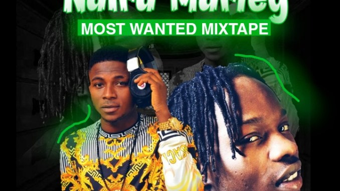 Nigelzient Ft. DJ Salam – Best Of Naira Marley Mix (For The Marlians)