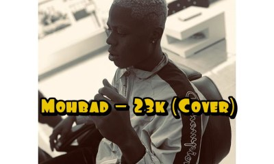 Mohbad - 23k (Cover)