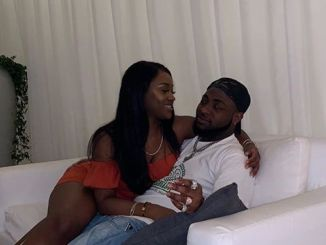 Davido Features His Girlfriend, Chioma In Forthcoming Project [PHOTO]