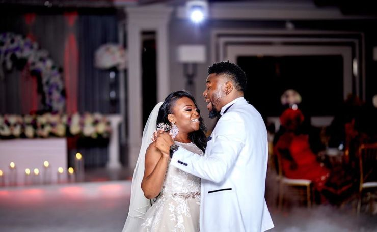 Nigerian artiste based in UK, C-Max Weds In California And Releases Short Wedding Clip