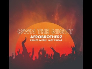 Afro Brotherz – Own The Night Ft. Prince Kaybee, Lady Zamar