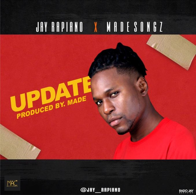 Jay Rapiano - Update Ft. Made Songz
