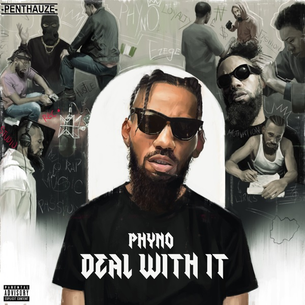 Phyno – Blessings Ft. Don Jazzy, Olamide