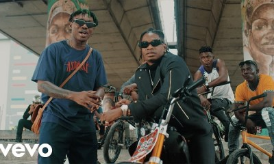 VIDEO: Lil Kesh – Nkan Be Ft. Mayorkun