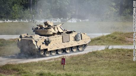Fort Stewart Accident: Three soldiers killed in training at Georgia Army base