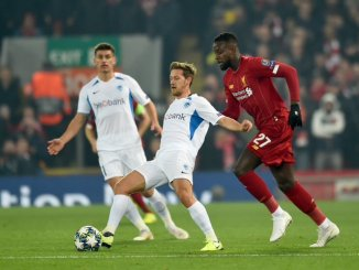 Liverpool vs Genk 2-1 – Highlights